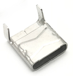 Stainless steel buckle LX