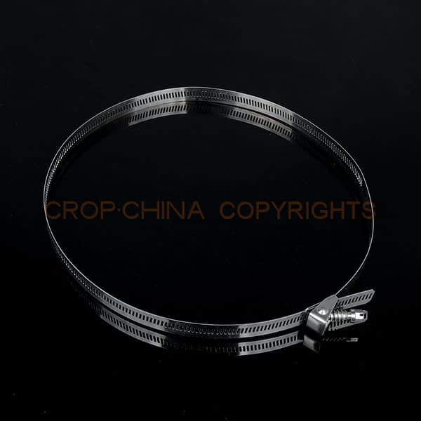 Stainless steel Brace type for pole