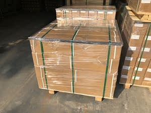 Stainless steel banding packing