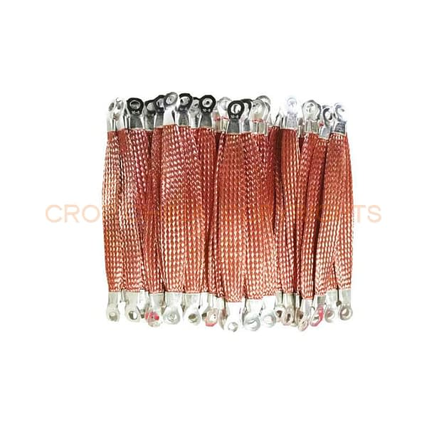 Copper braided connector