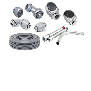 Electric Conduit Accessories