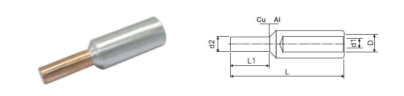 PIN type connectors