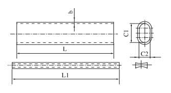 Mid span joint sleeve,automatic line splice,line splice,joint sleeve,splice