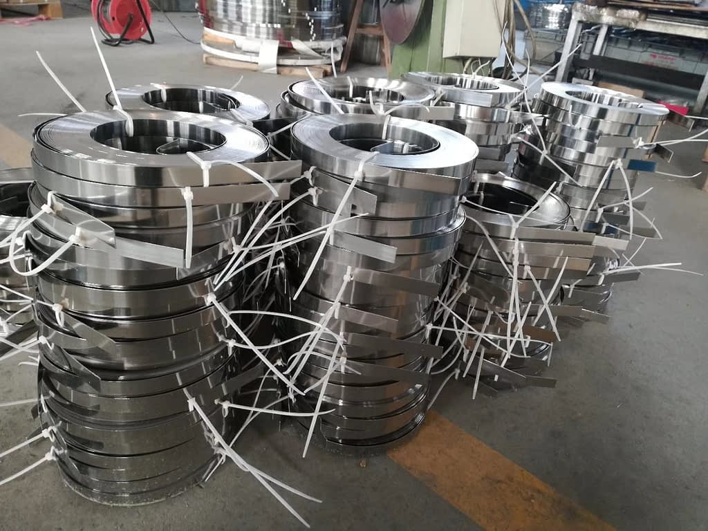Stainless steel banding (6)